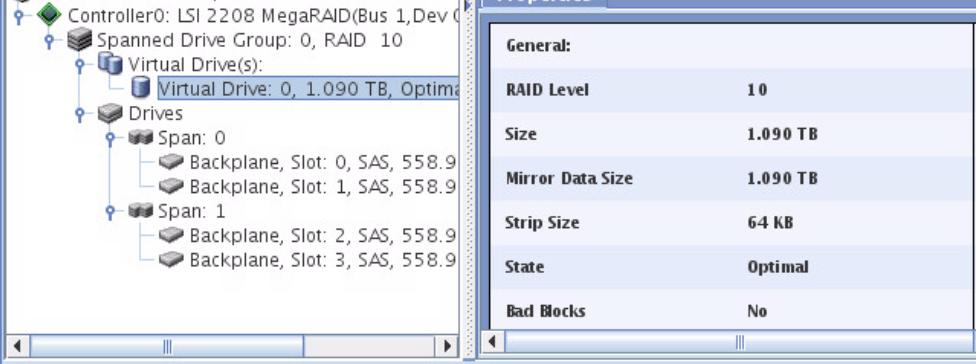 Серверный Форум Тринити • Просмотр темы - LSI RAID1 4 HDD