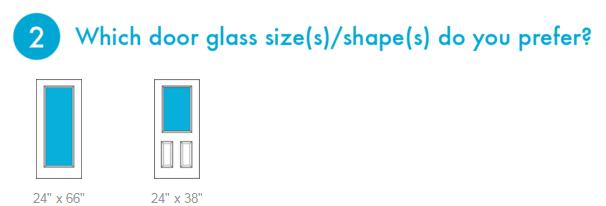 door-glass-shape