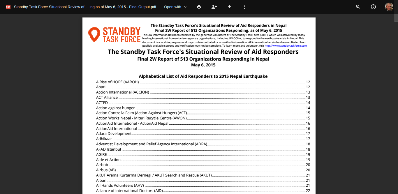 situational-review-of-aid-responders