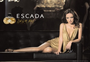 Photo of Escada product from the beauty care section.
