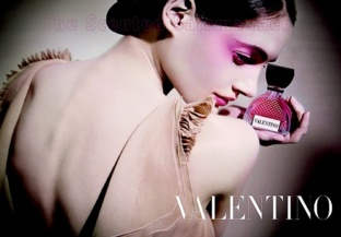 Photo of Valentino product from the beauty care section.