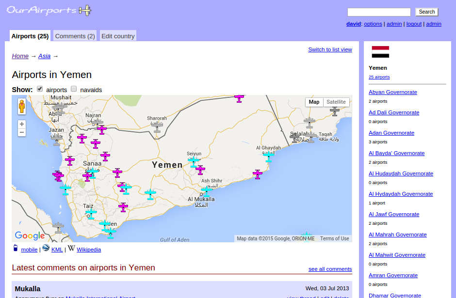 interactive-map-of-airports-in-yemen