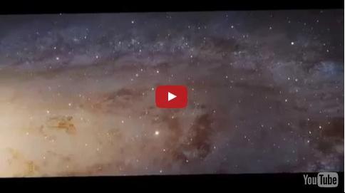 NASA: Biggest picture ever taken (69,536 x 22,230 ...