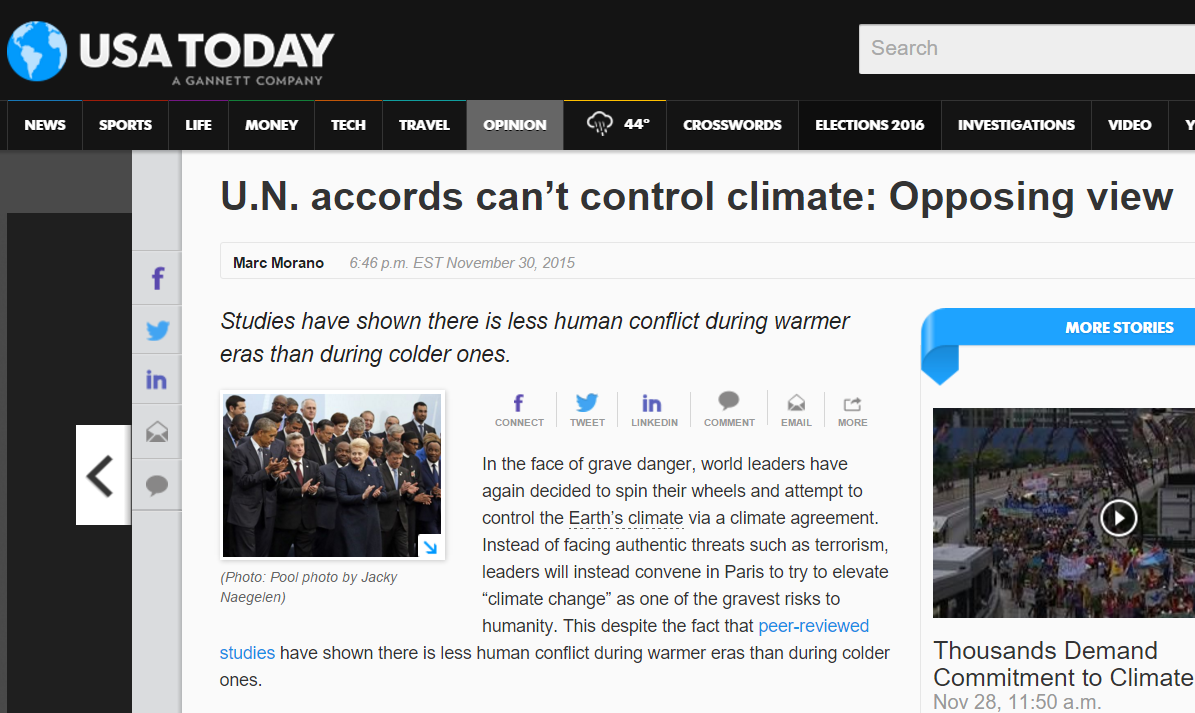 Do climate skeptics bother to read the primary literature?