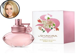 Photo of Shakira product from the beauty care section.