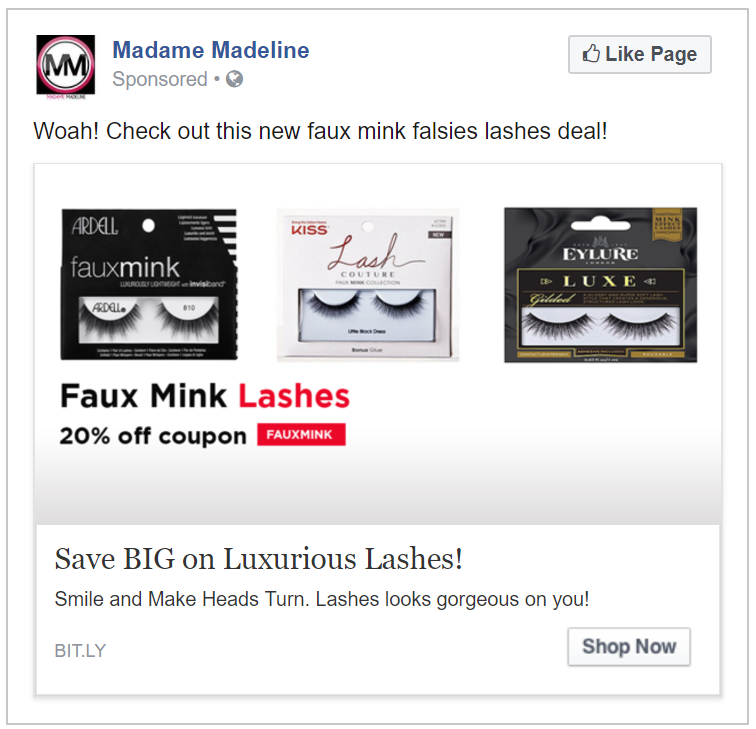 Our Faux Mink Lash Collections #cruelty-free