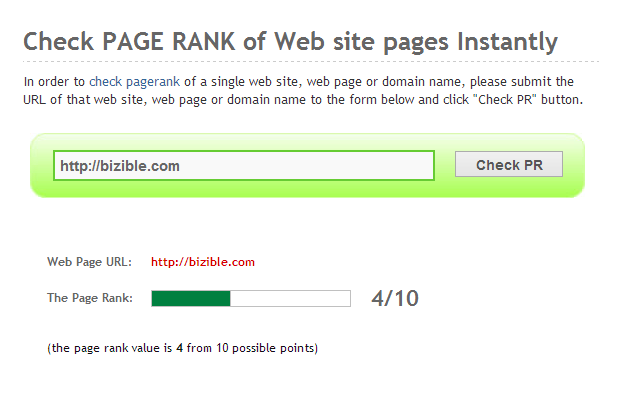 PRchecker.info is a great tool for finding the PageRank of sites you want to build links on