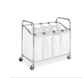 Best Heavy Duty 4 bag laundry sorter
