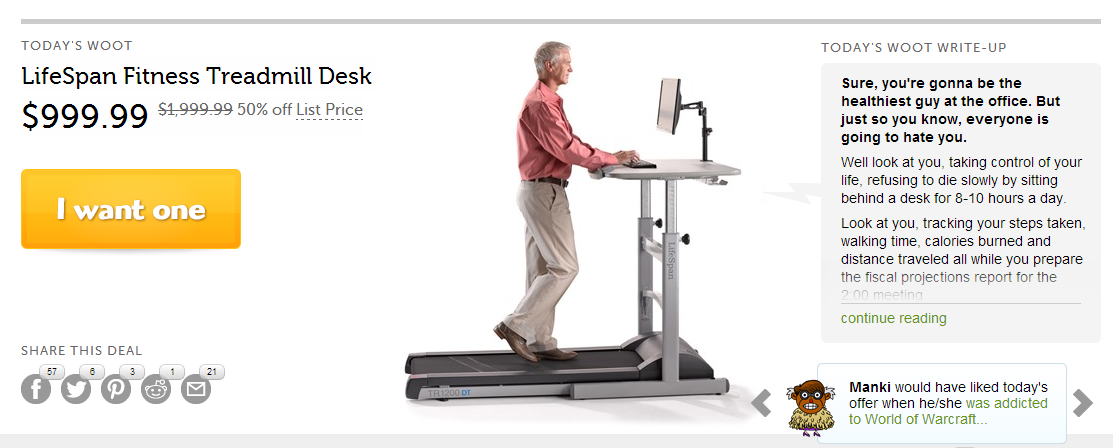 Lifespan Fitness Tr1200 Dt5 Treadmill Desk Watch Freeks