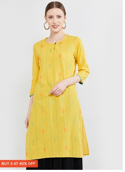 Buy 3 Get 40% Off on Max Fashion