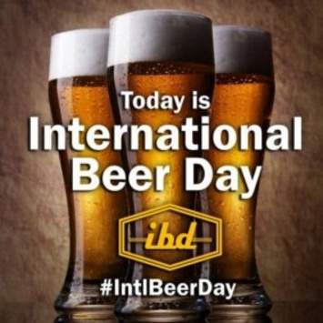 http://internationalbeerday.com/