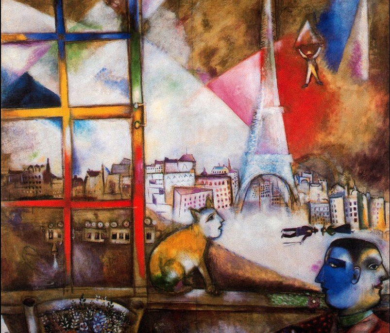 Marc Chagall - WikiArt.org