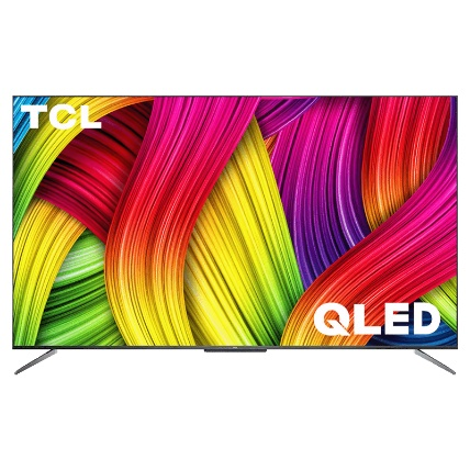 [For ICICI Card] TCL C715 127cm (50 Inch) 4K Ultra HD QLED Android Smart TV (Quantum Dot Technology, 50C715, Black)
