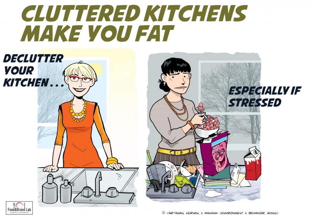 http://foodpsychology.cornell.edu/OP/Cluttered_Kitchens