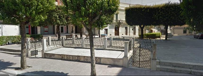 Corso Vittorio Emanuele - albergo diurno attuale