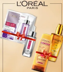 Max 50% Off on L'OREAL PARIS PRODUCTS ON NYKAA