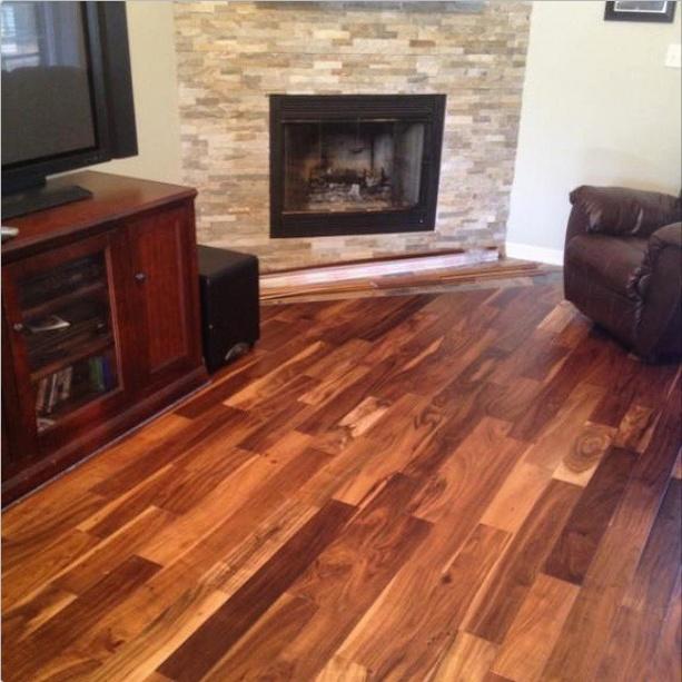 Brazilian koa flooring bellawood gurus floor for Bellawood prefinished hardwood flooring