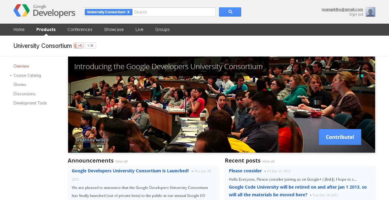 11 online learning websites to learn how to code and more 8 google developers baditri Gallery