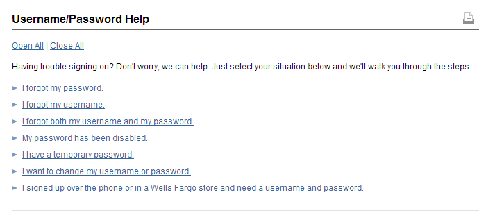 Retrieving Wells Fargo loan data